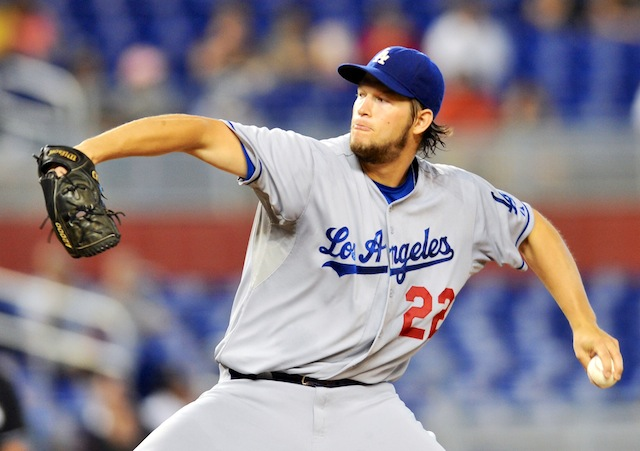 MLB: Los Angeles Dodgers at Miami Marlins